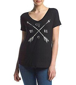 Eyeshadow® Arrow Mom Tee