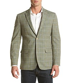 Michael Kors® Men's Big & Tall Two-Button Check Sport Coat