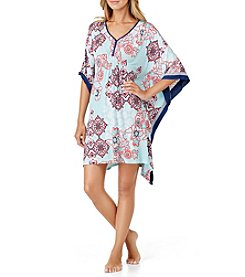 Ellen Tracy® Medallion Caftan