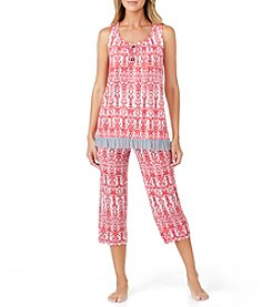Ellen Tracy® Tank Pajama Set