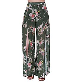 Skylar & Jade™ Tropical Flower Palazzo Pants