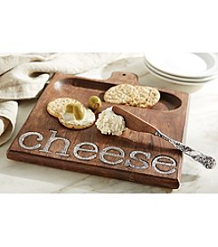 Mud Pie® Circa Cheese Serving Board Set
