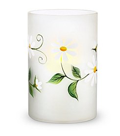 Order Home Collection® Daisy Flameless LED Hurricane
