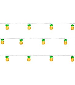 Order Home Collection® Pineapple 10-Ft. String Lights