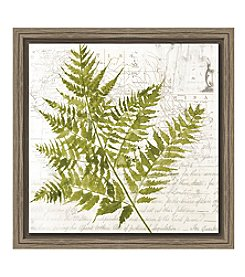 Artissimo Designs Fern Canvas Wall Art