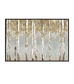 Artissimo Designs Golden Hawn Wall Art