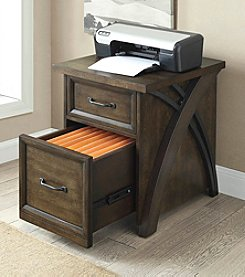Whalen Furniture Axon File Cabinet