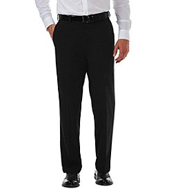 Haggar Cool 18 Pro Stretch Classic Fit Flat Front Pant