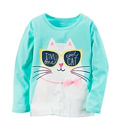 Carter's® Baby Girls' Cool Kitty Top