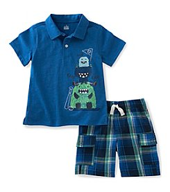 Kids Headquarters® Boys 2T-7 2-Piece Rah Monsters Set