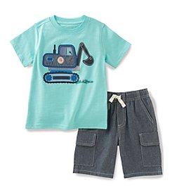 Kids Headquarters® Boys' 2T-7 2-Piece Bulldozer Set