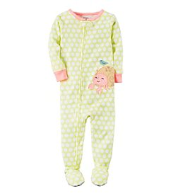Carter's® Girls' 2T-6X Crab Sleeper