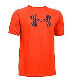 Under Armour Boys' 8-20 UA Tech™ Tee