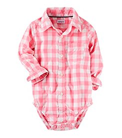 Carter's® Baby Boys' Plaid Bodysuit