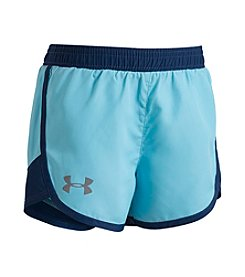 Under Armour® Girls' 2T-6X Fast Lane Shorts