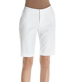 G.H. Bass & Co. White Shorts