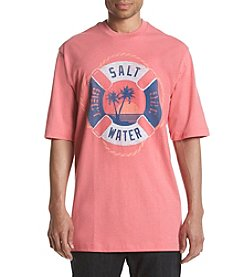 Izod® Men's Big & Tall Paradise Found Tee