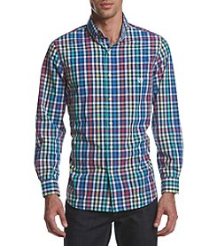 Chaps® Men's Big & Tall Easycare Woven Button Down Shirt