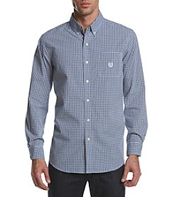 Chaps® Men's Easycare Woven Button Down Shirt