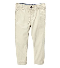 OshKosh B'Gosh® Boys' 2T-7 Canvas Pants