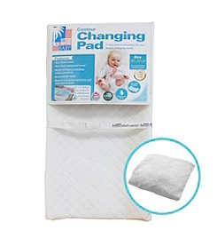 L.A. BABY Combo Pack Contour Changing Pad and Terry Cover