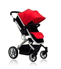 LA BABY Red Oak St. Stroller