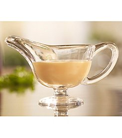 Qualia Glass 8-oz. Gravy Boat