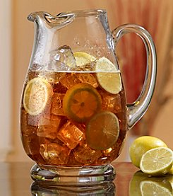 Qualia 80-oz. Glass Pitcher