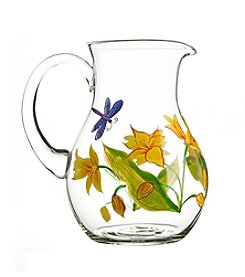 Qualia Lillies 72-oz. Pitcher
