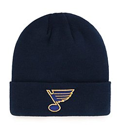 Fan Favorite NHL® St Louis Blues Mass Cuff Knit Cap