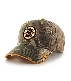 Fan Favorite NHL® Men's Boston Bruins Mass Realtree Frost Cap