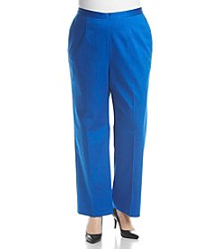 Alfred Dunner® Plus Size Corsica Pants