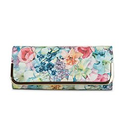 Jessica McClintock® Addison Soft Floral Clutch
