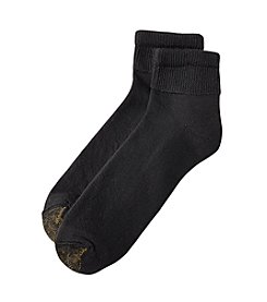 GOLD TOE® Non Binding Super Soft Quarter Socks