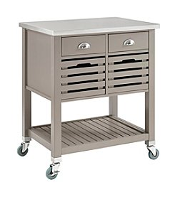 Linon Home Decor Products, Inc. Robbin Kitchen Cart