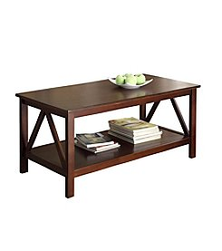 Linon Home Decor Products, Inc. Titian Coffee Table