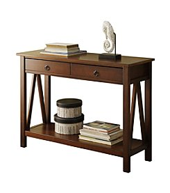 Linon Home Decor Products, Inc. Titian Console Table
