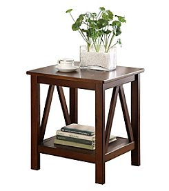 Linon Home Decor Products, Inc. Titian End Table