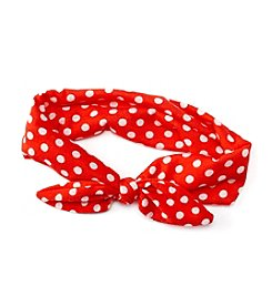 Fantasia Accessories Dot Wire Bow Hair Accessory