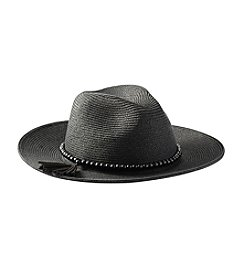 August Hats Globe Trotter Fedora Hat