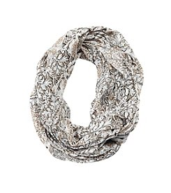 Steve Madden Seaside Swiss Loop Scarf