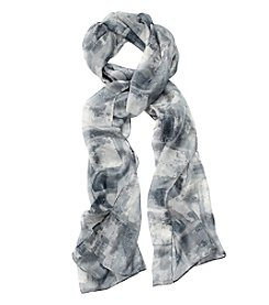 Steve Madden Abstract Square Scarf