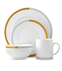 Vera Wang® Castillon 4-Piece Place Setting