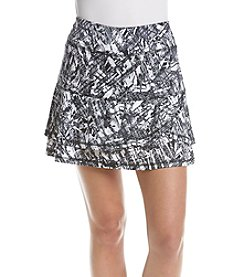 Exertek® Petites' Shards Tiered Skort