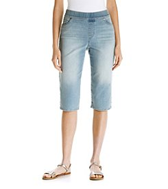 Gloria Vanderbilt® Avery Pull On Denim Skimmers