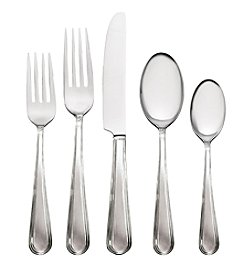 Waterford® Madden 65-Pc. Flatware Set