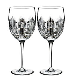 Waterford® Essentially Dungarvan Goblets Set of 2