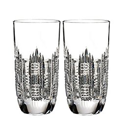 Waterford® Essentially Dungarvan Set of 2 Hiball Glasses