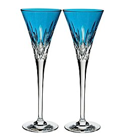 Waterford® Lismore Pops Set of 2 Flutes