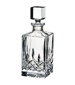 Waterford® Lismore Square Crystal Decanter